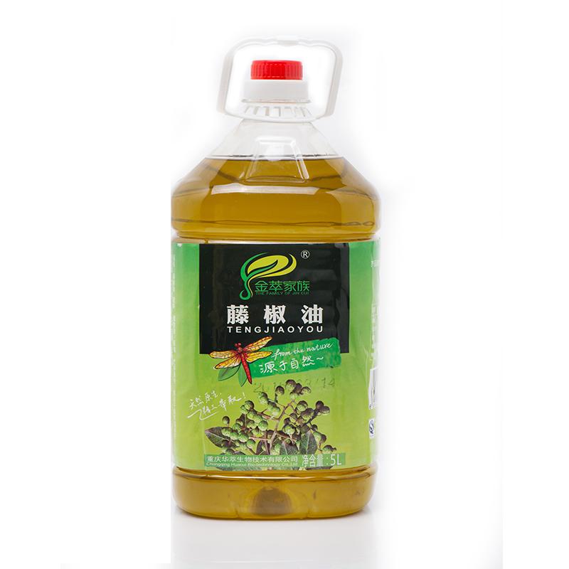 藤椒油5L