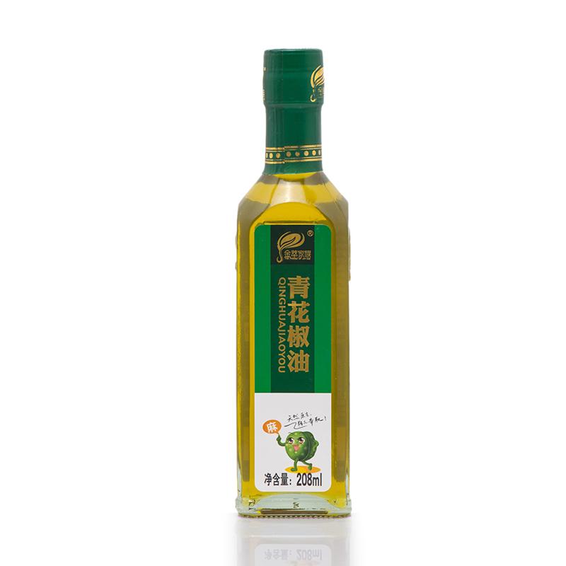 青花椒油208ml